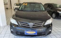Toyota corola xei 2.0 flex automático 2014 novíssimo