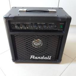Amplificador Cubo Guitarra Randall RX15M