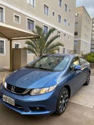 Civic lxr 2.0 2015 completíssimo