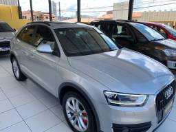 Audi Q3 Ambition 2.0 com teto solar extra!!