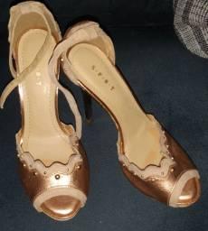 Sandália de princesa!!!