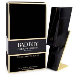Perfume Carolina Bad Boy Masculino 100ml Original