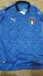 Camisa Puma Itália 2020/21