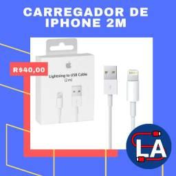 Carregador Iphone 2m