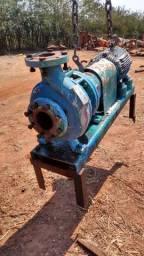 Bomba irrigação elétrica