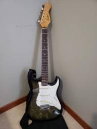 Guitarra Stratocaster Condor Guitars RX-20S em perfeito estado de conservação