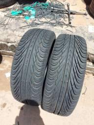 Pneu 185/60 R14 General R$ 450,00 nos 2 pneus.