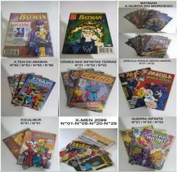 Gibis Antigos de Super Heróis
