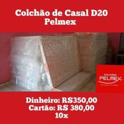 Colchão De Casal D20 Pelmex