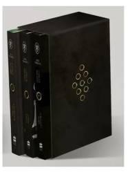 Box Trilogia O Senhor Dos Anéis - 3 Livros - J R R Tolkien x 12x R$ 19,99 x Entrega Grátis