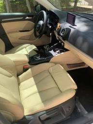 Audi branca teto solar são paulo