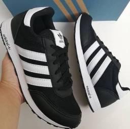 Adidas Neo Black White (PROMOÇÃO)