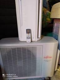 Ar condicionado  fujitsu inverter24000btus