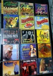 CDS DE FORRO DIVERSOS