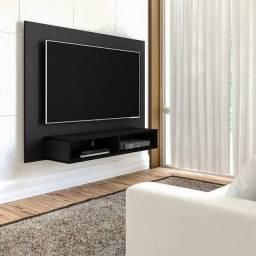 Painel preto para tv de até 37 polegadas