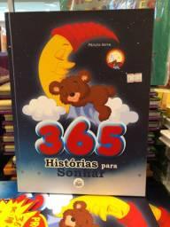 Livro 365 histórias para sonhar