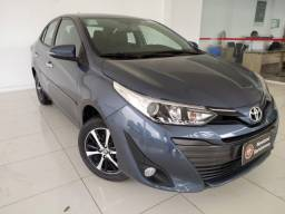 Toyota Yaris Sd XLS 1.5 Flex Automático 2019