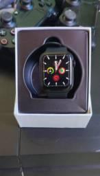 Smartwatch iwo w26 , aprova d'água , tela infinita , uma unidade , 30 dias de garantia