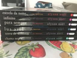 Box de 6 livros Para sempre