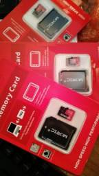 Cartão de memória 128g
