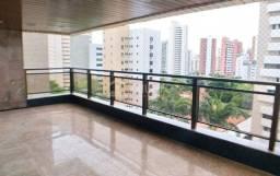(EXR37636) Sua nova residência 367m² na Aldeota - Edificio Rosa Baquit
