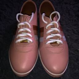 Tênis Vizzano rosa
