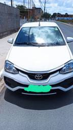 Toyota Etios 1.3 X 2018