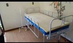 Cama hospitalar usada