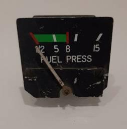 Instrumento avião - Pressão combustivel