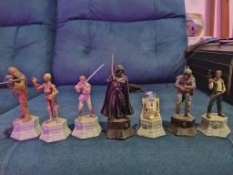 Lote bonecos Star Wars
