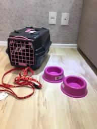 Kit transporte para pets n1