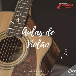 Aulas de Violão & Ukulele - Aulas Presenciais | Práticas | Para iniciantes