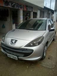 Peugeot 207 1.4 xr 8v ano 2010