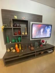 Painel para tv + mesa de centro
