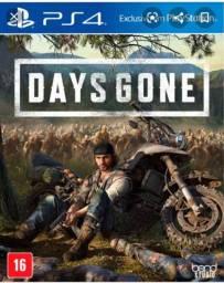 Vendo jogo Days Gone PS 4