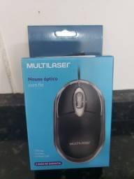 Teclado HP e Mouse Multilaser - Todos USB