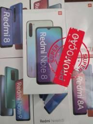 Xiaomi // Redmi Note 8 64 gigas de Memória   // Novo lacrado com garantia e entrega