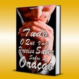 Livro tudo o que vc precisa saber sobre oração