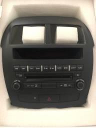 Rádio, painel, console ASX Mitsubishi