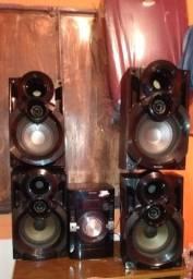 R$. 350 esse aparelho de som