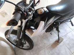 YAMAHA XTZ 125/Pedal