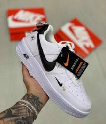@ mandellashoes Tênis Nike Air Force Cano Baixo Promoção 50% OFF QUEIMA DE ESTOQUE