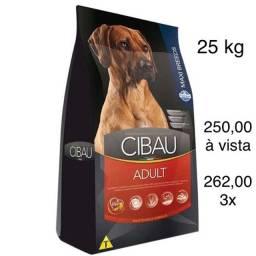 Ração Cibau Raças Grandes 25 kg