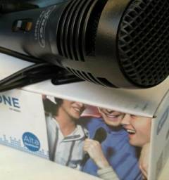 Microfone Knup KP-M0001