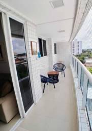 AB/ Apartamento no Ilhas Gregas todo projetado e com um super varanda