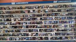 2000 DVDs originais a R$4,00 incluindo lançamentos e filmes de todos os gêneros
