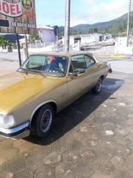 Opala 1980 todo restaurado motor não tem 100km