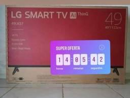 SUPER OFERTA CONTAGEM REGRESSIVA SMART TV LG 49 POL