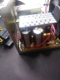Fonte Atx 250W Sucata Componentes