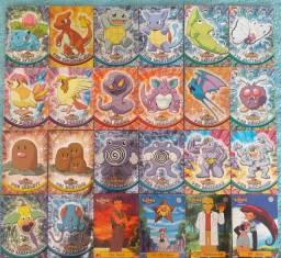 Cards Colecionáveis Antigos